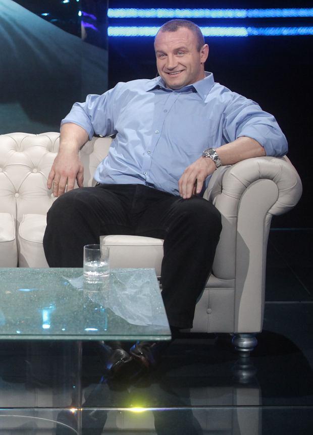 Mariusz Pudzianowski