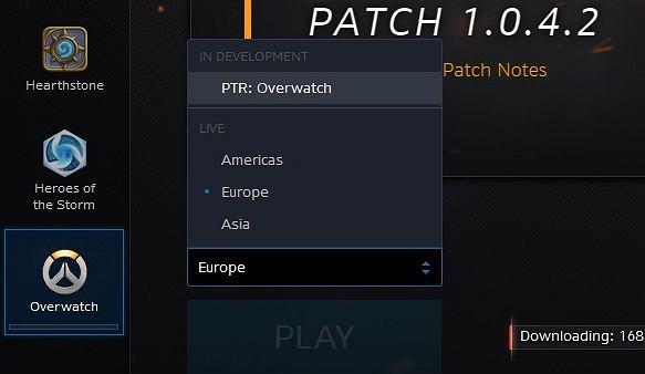 Overwatch - dostęp do serwerów testowych z nową zawartością