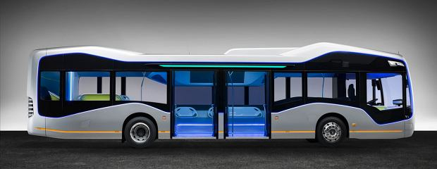 Mercedes Future Bus Concept