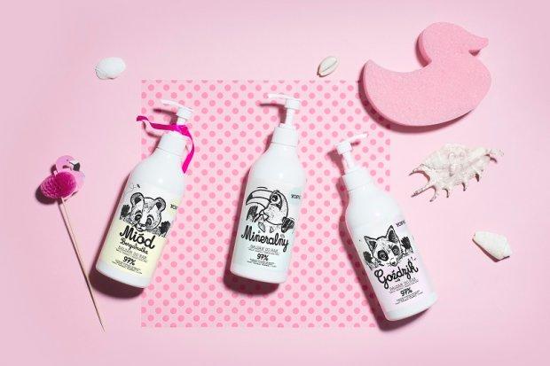 Yope naturalne kosmetyki do rąk (fot. materiały prasowe)