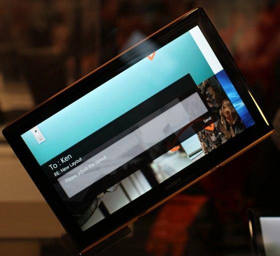 Nowy tablet Sony