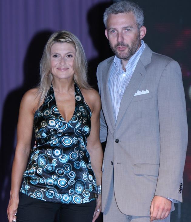 Katarzyna Skrzynecka i Hubert Urbański