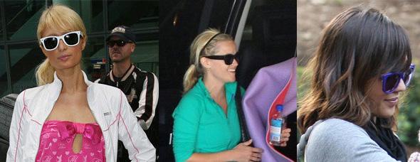 Reese Witherspoon fot. Insight Celebrity / Forum / Jessica Alba fot. East News / Paris Hilton fot. East News