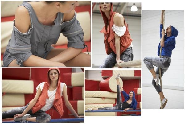 Projekt: adidas Stella McCartney (wiosna/lato 2010)