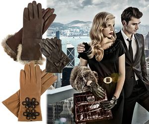 Najnowsza kolekcja ocieplanych rękawiczek Wittchen