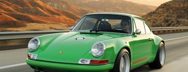 Porsche 911 od Singera - ślinka cieknie | Galeria
