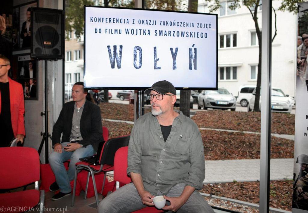 Wojtek Smarzowski (fot. Renata Dąbrowska / Agencja Gazeta)