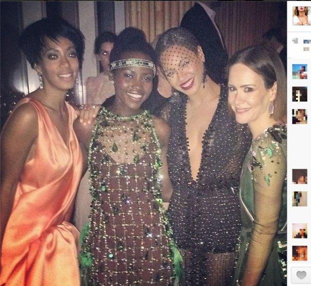 Solange i Beyonce