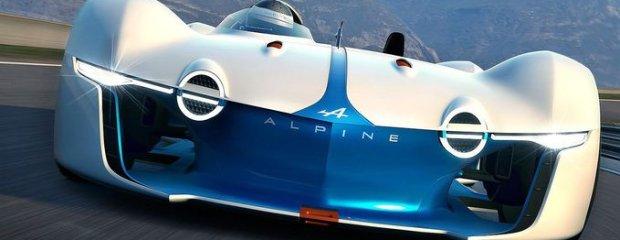 Alpine Vision Gran Turismo | Znowu w prawdziwym świecie