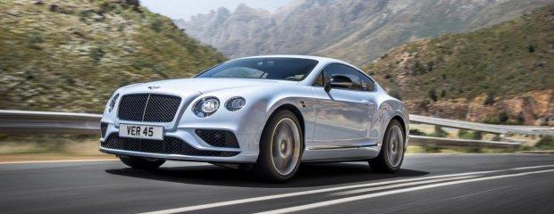 Salon Genewa 2015 | Bentley Continental GT | Korekta idealna