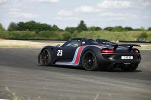 Porsche 918 Spyder | Pierwsza jazda | Ekologiczna brutalność