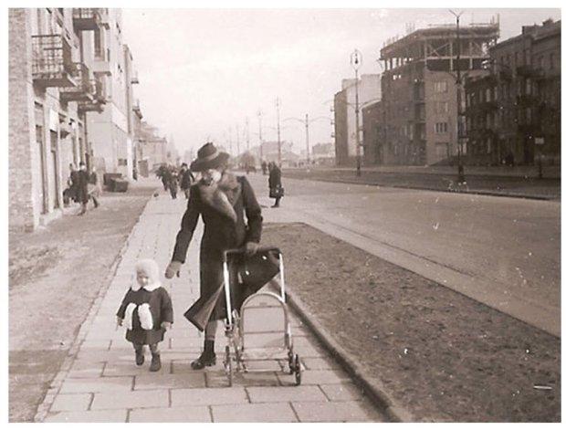 ulica Grochowska przed wojną