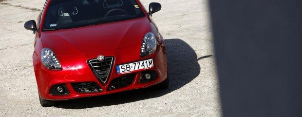 Alfa Romeo Giulietta QV | Test | Cena uczuć
