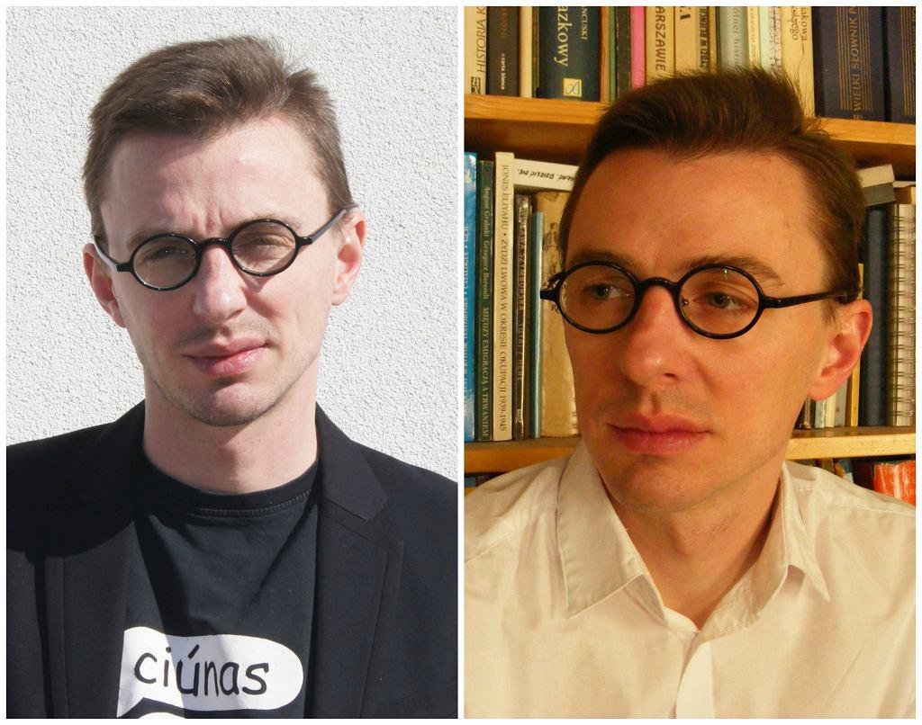 Dr Łukasz Malinowski uczy etyki od 12 lat (fot. archiwum prywatne).