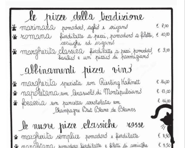 Pizza w Rzymie kosztuje tyle, co w Warszawie.