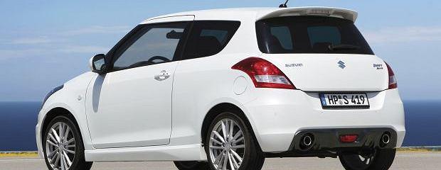 Suzuki Swift Sport (od 2010)