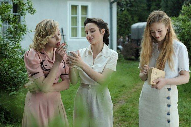 Beata, Kama i Biedronka, dziewczyny z Miasta