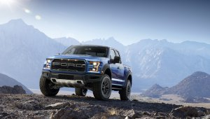 Salon Detroit 2015 | Ford F-150 Raptor SVT | Pickup z emocjami
