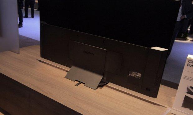 Ukrywanie kabli przez Sony