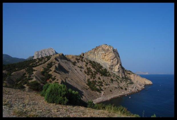 Górski szlak nad morzem? Tak to tylko w Nowym Świecie