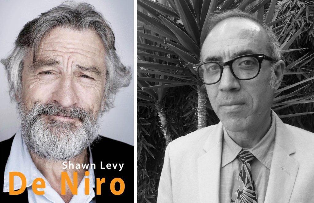 """"""" De Niro"""", Shawn Levy (fot. materialy prasowe / shawnlevy.com)"""