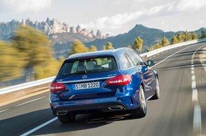 Nowy Mercedes Klasy C Kombi | Przyjemny dla oka