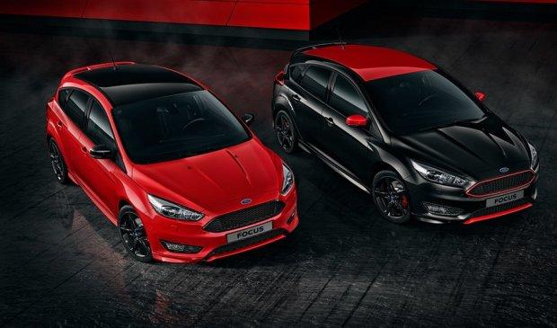 W superbly Ford Focus   W dwóch mocny kolorach [Aktualizacja] LE87