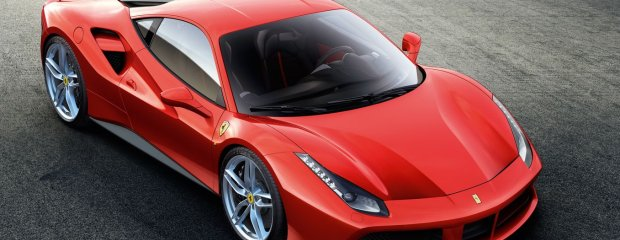 Salon Genewa 2015 | Ferrari 488 GTB | Turbometamorfoza