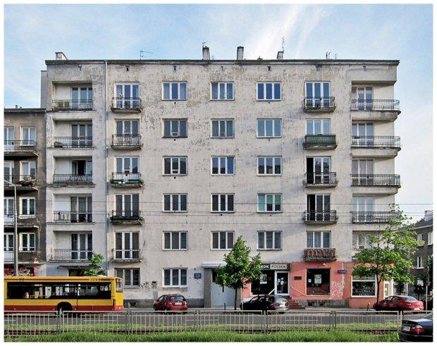 Kamienica ul. Grochowska 221