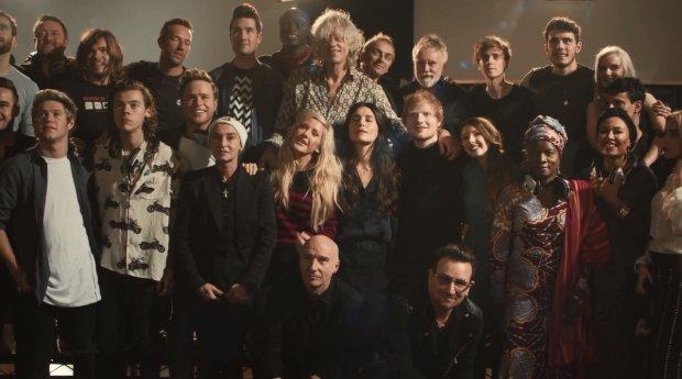Screen, Band Aid