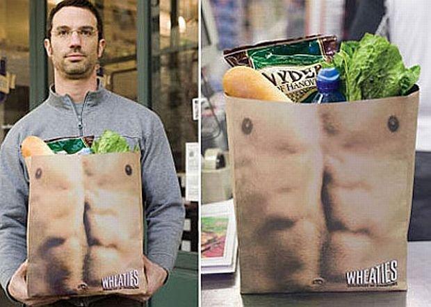 Zabawne torby reklamowe