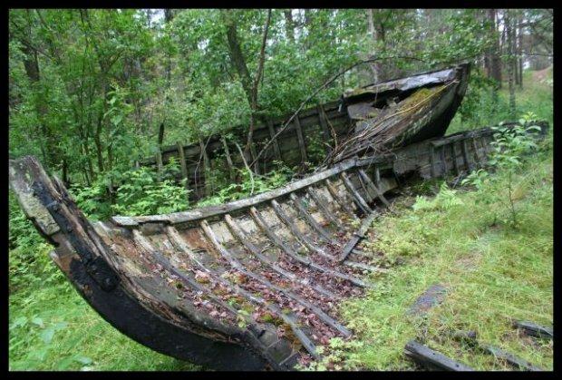 Cmentarzysko łodzi
