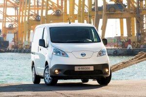 Nissan e-NV200   Elektryczny van na start