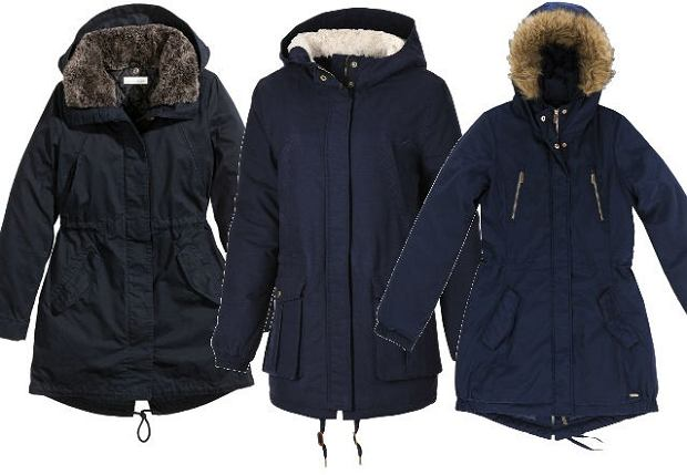Od lewej: H&M 279 zł, adidas Originals 689 zł, Carry 249,99 zł