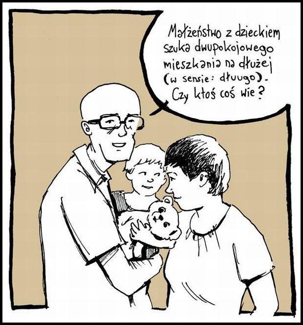 Model rodziny może nowy, ale problemy bywają dobrze znane / rys. Daniel Chmielewski
