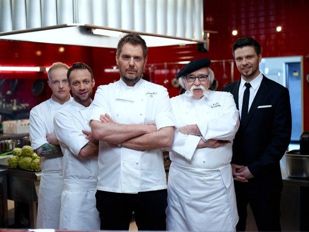 Hell's Kitchen - Piekielna Kuchnia, Dariusz Kuźniak, Piotr Ślusarz, Wojciech Amaro