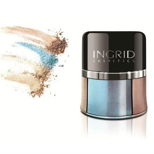 Ingrid Cosmetics: Sypkie cienie 4YOU