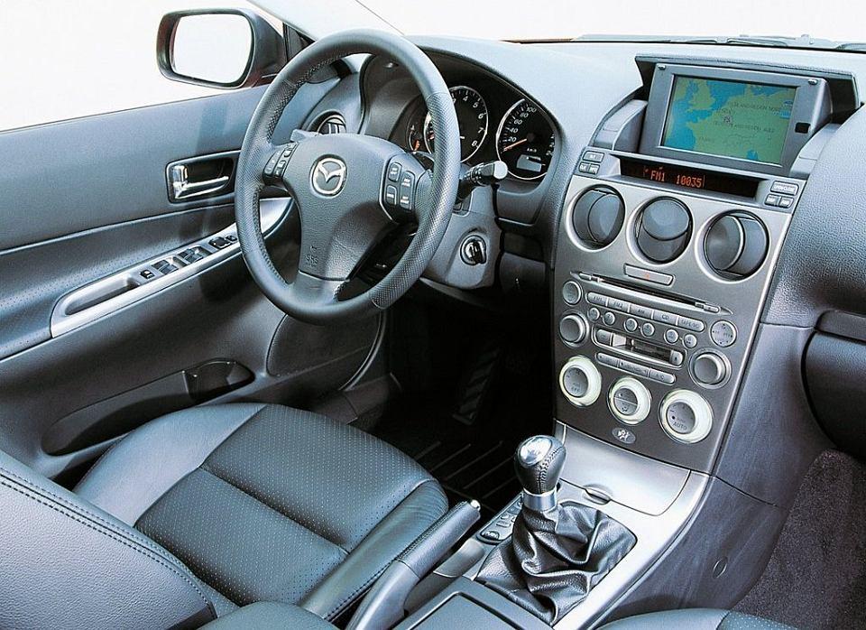 W Ultra Mazda 6 (2002-2007) - opinie Moto.pl IK45