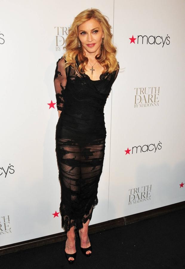 MAVRIXONLINE.COM - Pop icon Madonna launches her new fragrance