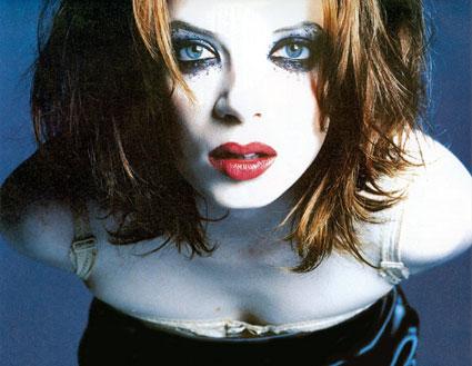 Shirley Manson (Garbage)