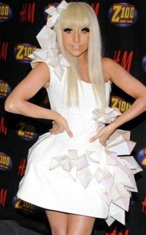 Lady GaGa fot. East News