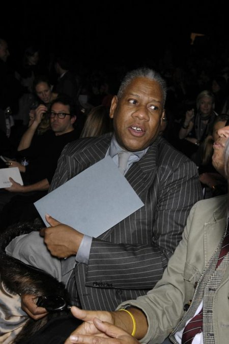 Andre Leon Talley (Fot. EAST NEWS)