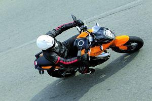 Kawasaki KLE 650 Versys - Kwestia podziału