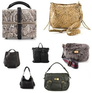 Torebki: CC Skye, Marc by Marc Jacobs, Made Her Think, Botkier, DSquared2, Alexander Wang