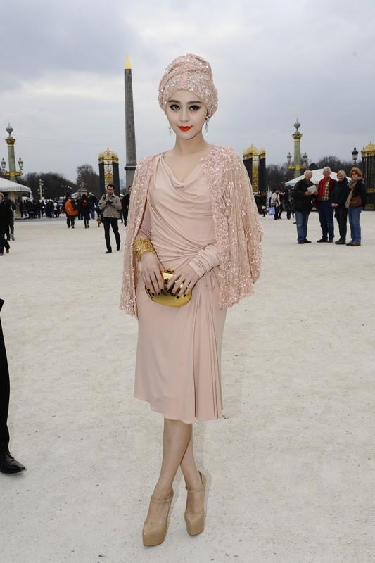 Fan Bing Bing w sukience Elie Saab
