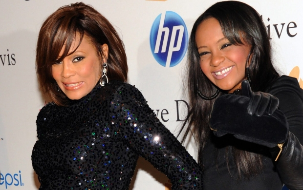 WORLD RIGHTS NO USA, FRANCE, AUSTRALIA.   Singer Whitney Houston (L) and her daughter Bobbi Kristina Brown arrive at the Pre-Grammy Gala & Salute to Industry Icons with Clive Davis honoring David Geffen in Beverly Hills, California, USA. 12/02/2011  BYLINE UPI/BIGPICTURESPHOTO.COM:     REF:938 (Jim Ruymen)    USAGE OF THIS IMAGE OR COPY WRITTEN THAT IS BASED ON THE CAPTION, IS CONDITIONAL UPON THE ACCEPTANCE OF BIG PICTURES'S TERMS AND CONDITIONS, AVAILABLE AT WWW.BIGPICTURESPHOTO.COM    STRICTLY NO MOBILE PHONE APPLICATION OR ?APPS? USE WITHOUT PRIOR AGREEMENT *** Local Caption ***