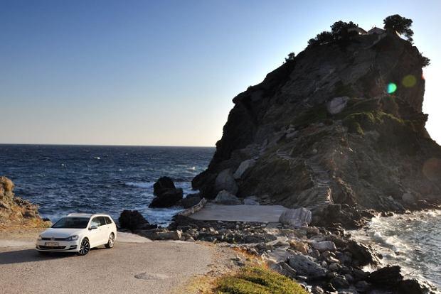 VW Golf Variant - W rytmie Mamma Mia!