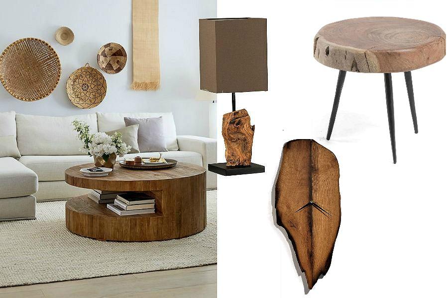 Wszystkie nowe Drewniane dodatki do twojego mieszkania ZU48
