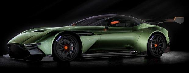 Salon Genewa 2015 | Aston Martin Vulcan | Erupcja coraz bliżej