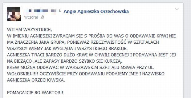 Angie Agnieszka Ozrechowska